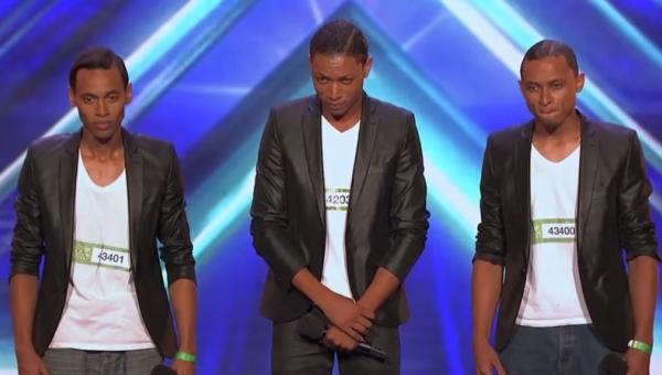 Na scenę weszło trzech skromnych braci, nikt nie spodziewał się jak wielki...