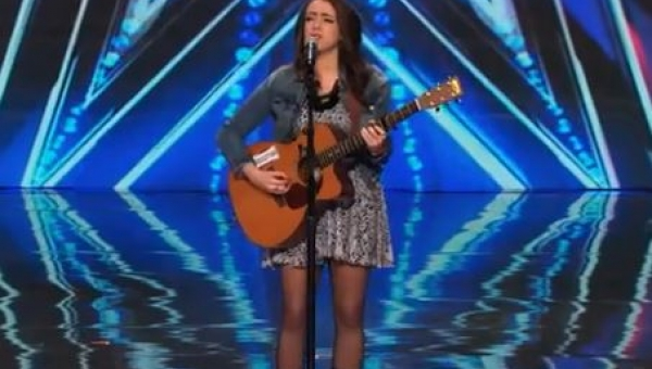 Jej historia jest wzruszająca, jednak poczekaj aż zacznie śpiewać!