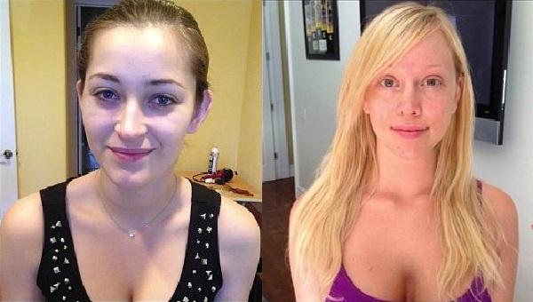 Makijażystka zmieniła te kobiety w... gwiazdy filmów dla dorosłych! Zobacz...