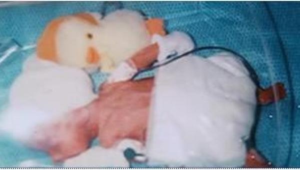 Gdy dziecko się urodziło, nikt nie był w stanie przewidzieć, co się z nim...