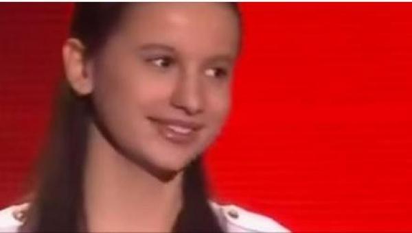 13-latka ma głos nie z tego świata! I wybrała bardzo pasującą do tego głosu...