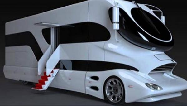 Zobaczcie jak wygląda jedno z najbardziej luksusowych aut na świecie!...