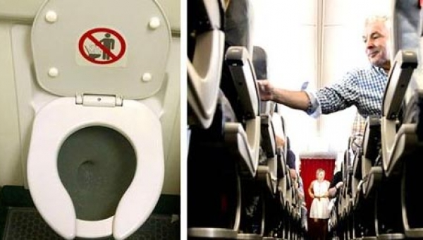 Lot samolotem niesie za sobą kilka zagrożeń, o których na co dzień nie...