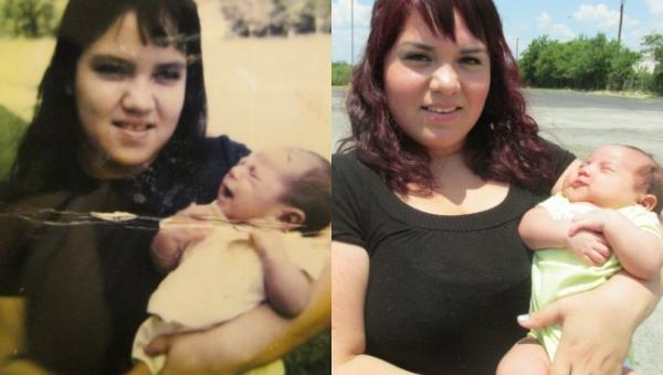Ci rodzice i dzieci są podobni jak dwie krople wody! Niesamowite zdjęcia.