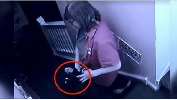 W przedszkolu zainstalowano kamerę. 30 minut później doszło do strasznej sceny!