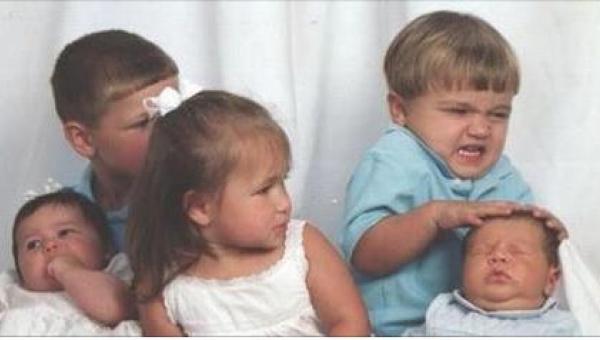 To, czy urodziliśmy się jako pierwsi czy ostatni z rodzeństwa, ma duży wpływ...