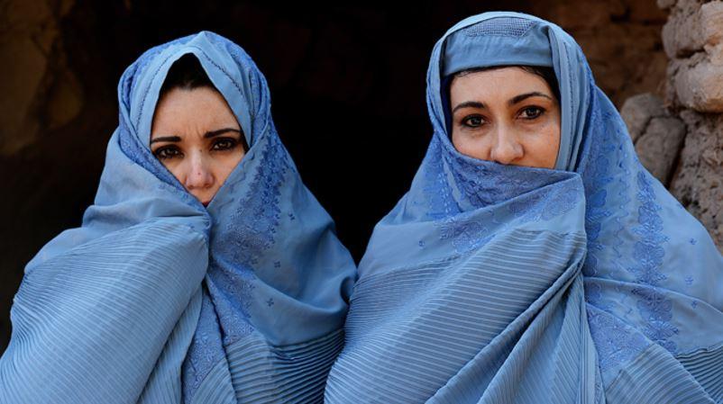 <b>1. Afganistan </b><br><br><br />Około 87% kobiet w Afganistanie jest...