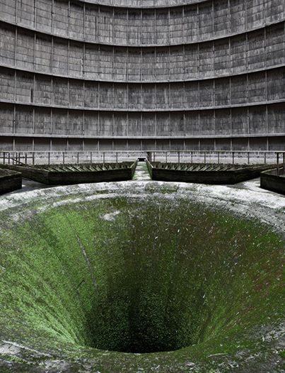 11. Zamknięta elektrownia w Belgii.