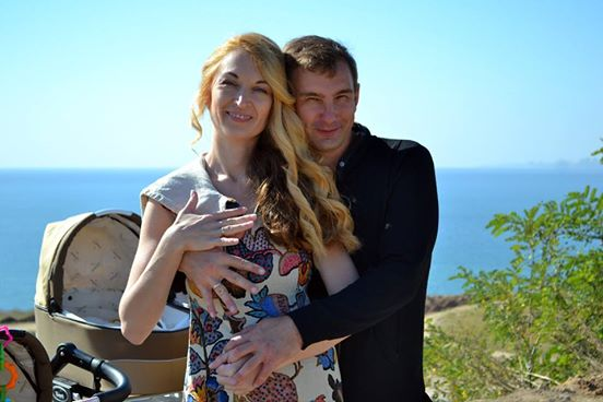 Sergey i Oksana nie planowali licznej rodziny, tym bardziej, że zarobki na...