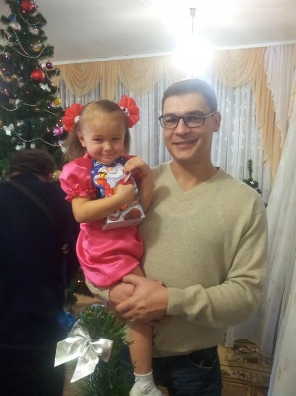 Ruslan i Anastazja Odonec mogą uważać się za szczęśliwą rodzinę. Mają zdrowe,...