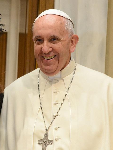 Kilka dni temu papież po raz czwarty w czasie trwania swojego pontyfikatu...