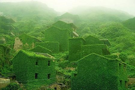 Fotograf Zhou Jie, znana pod pseudonimem Jane Green, zrobiła serię zdjęć...