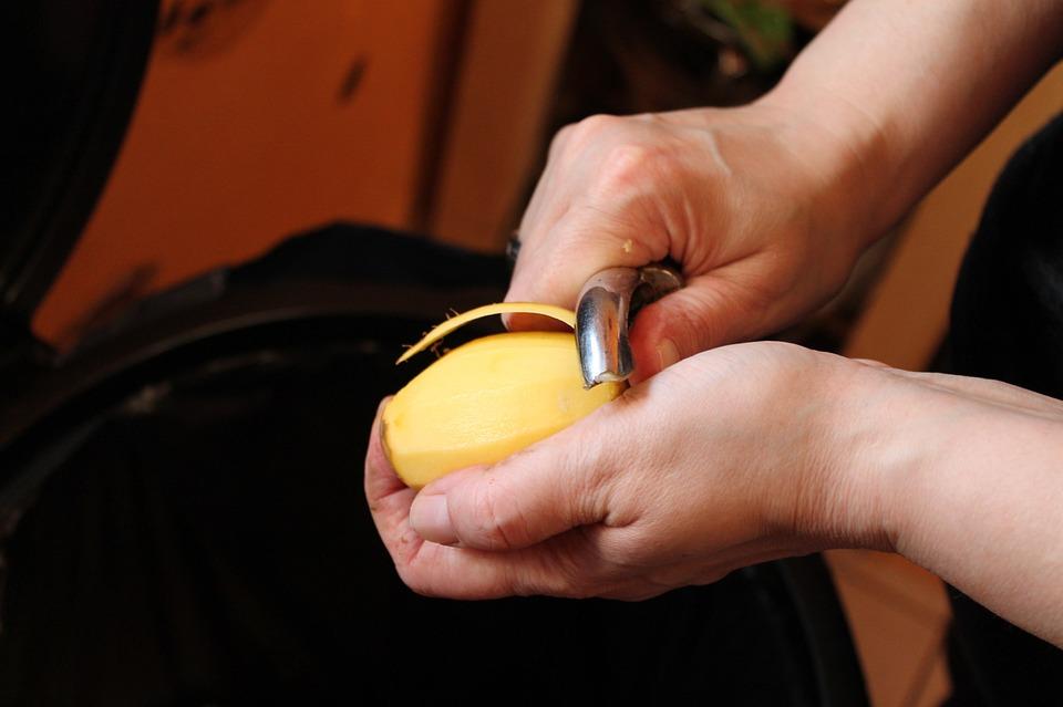 Ziemniaki to bogate źródło witaminy C, witamin A, B1, B2, B6, a także potasu,...