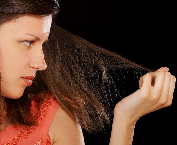 Wiedzieliście, że włosy aż w 80 % są zbudowane z keratyny? Reszta to m.in....