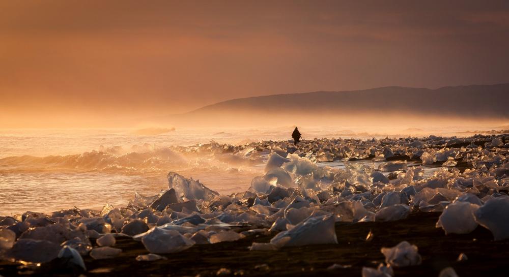 <b>Jezioro Jökulsárlón, Islandia </b>