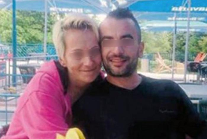 Sanda Alibabic i jej nowy chłopak Mirzan Jakupi, zostali aresztowani pod...