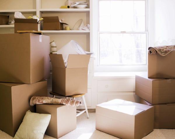 Pierwszy dzień Edith spędziła na pakowaniu, w drugi wynajęła ekipę, która...