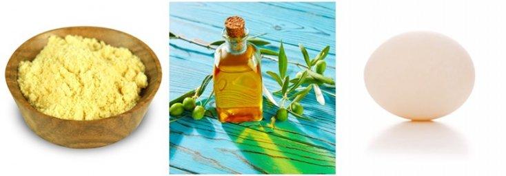 My proponujemy użycie następujących, naturalnych składników do przygotowania...
