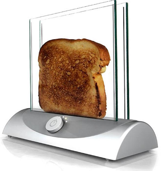 3. Nigdy więcej przypalonych tostów!
