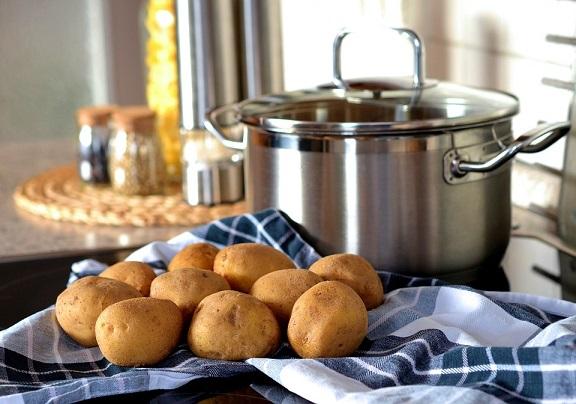 No to już wiecie, jak zadbać o to, by jeść zdrowe ziemniaki :)