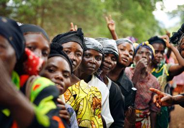 <b>8. Kongo </b><br><br><br />Zgodnie z danymi, Kongo ma najgorszy wskaźnik...