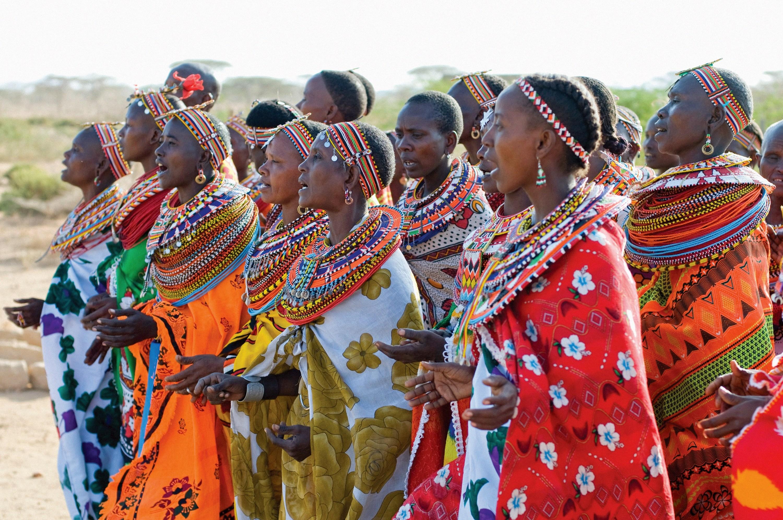 <b>5. Kenia </b><br><br><br />Kobiety w Kenii nie mają żadnych praw. Edukacja...