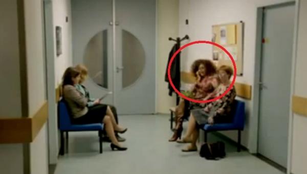 Odebrała telefon siedząc w poczekalni u lekarza, nie spodziewałem się tego co...