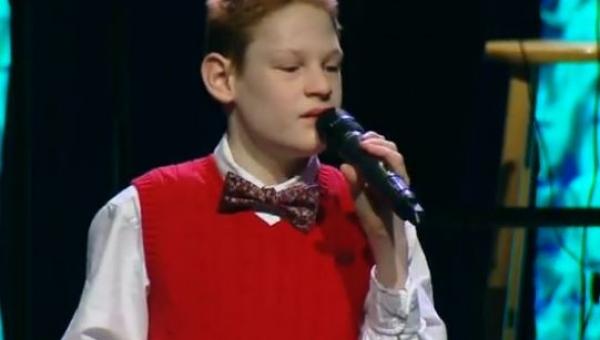 Inspirująca historia: ten chłopiec jest niewidomy i ma autyzm, ale poczekaj...