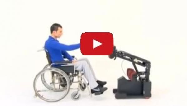 Oto urządzenie które przydało by się wszystkim osobom na wózkach