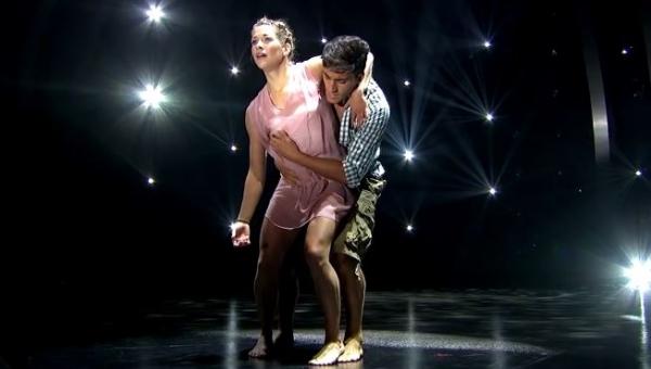Wyjątkowo romantyczny pokaz tańca. Nie oderwiesz od nich wzroku!