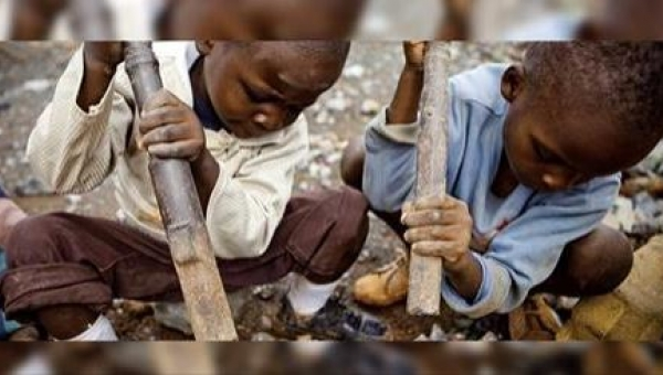 Nigdy nie uwierzycie, że TE wielkie firmy wykorzystują do pracy dzieci... Ja...