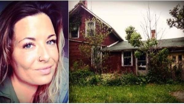 Postanowiła wejść do opuszczonego domu. Nigdy nie spodziewałaby się natknąć...