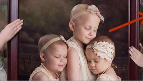 Zrobiła zdjęcia dziewczynkom chorym na raka. To, co stało się 2 lata później,...