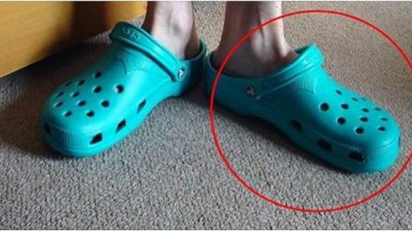 Jeśli Wasze dziecko uprze się na te klapki, nie zgadzajcie się! Zobaczcie,...