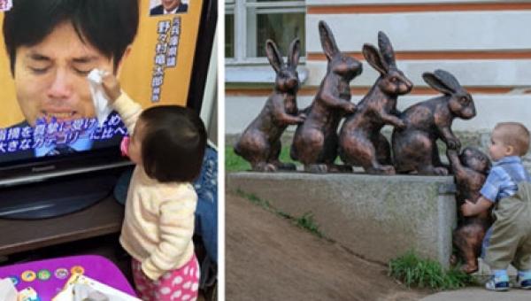 Są małymi dziećmi, ale wielkością serca przerastają wielu dorosłych....