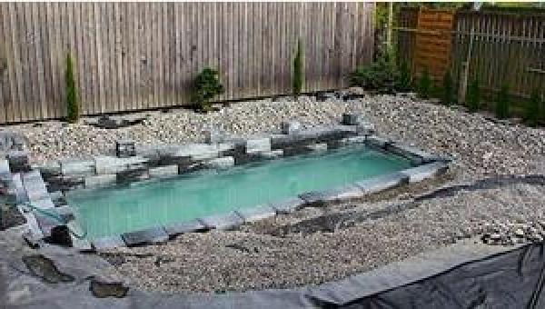 Wygląda jak zwykły basen, ale... jest zalany wodą! To czyste szaleństwo!