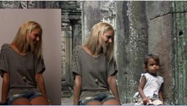 To, co zrobiła ta blondynka, zbulwersowało wszystkich. Też dalibyście się...