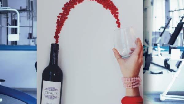 Czerwone wino zamiast ćwiczeń? Okazuje się, że istnieje teoria, która stawia...