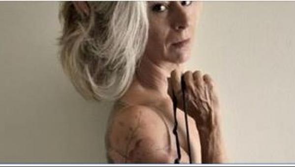 Zastanawialiście się kiedyś, jak wyglądają osoby pokryte tatuażami na...