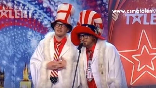 W czesko-słowackim Mam Talent pojawił się duet, który doprowadził do łez...