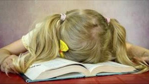 Nauczyciele nie mają racji- zadawanie prac do domu nie jest dobre!...