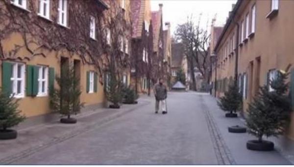 W tym niemieckim mieście roczny czynsz za mieszkanie wynosi... 0.80 euro!...