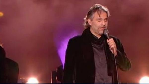 Nie wiedziałam, że Bocelli śpiewa TAKIE piosenki! To zupełnie nie jego...