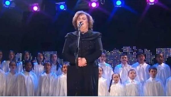 Nikt nie wierzył w jej talent, a za to teraz... Susan Boyle jest wielką gwiazdą!