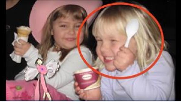 Ta dziewczynka zmarła mając 6 lat. 3 dni po jej śmierci, jej zdezorientowana...