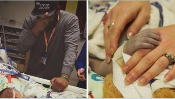 Ich dopiero co narodzone dziecko umierało, wtedy lekarz chwycił za skalpel i...