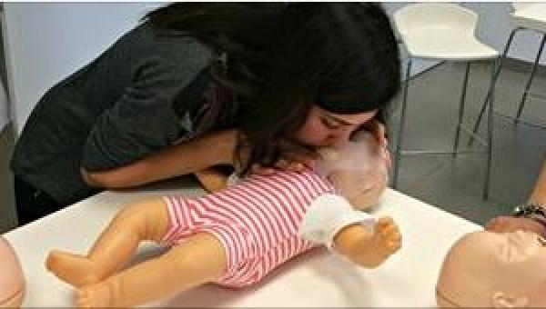 Bardzo ważny temat! Każdy powinien wiedzieć, jak uratować życie dziecku,...