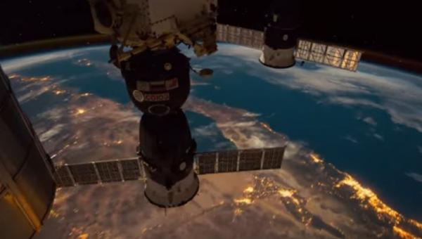 Nagranie z Międzynarodowej Stacji Kosmicznej zapiera dech w piersi!