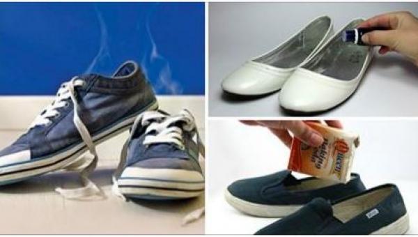 Jak sprawić, żeby buty zawsze pachniały nowością i...  niczym innym? 6...