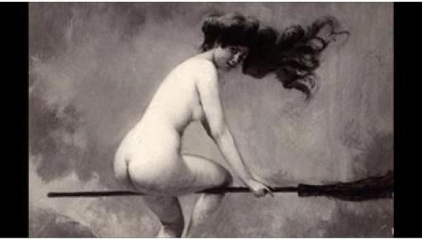 Zgodnie z podaniami, pewne kobiety kradły mężczyznom... penisy. Kiedy...